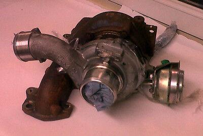 SAAB 9-3 93 Turbocharger Unit 8v diesel 2006 - 2010 93192073 Z19DT 8Valve Deisel
