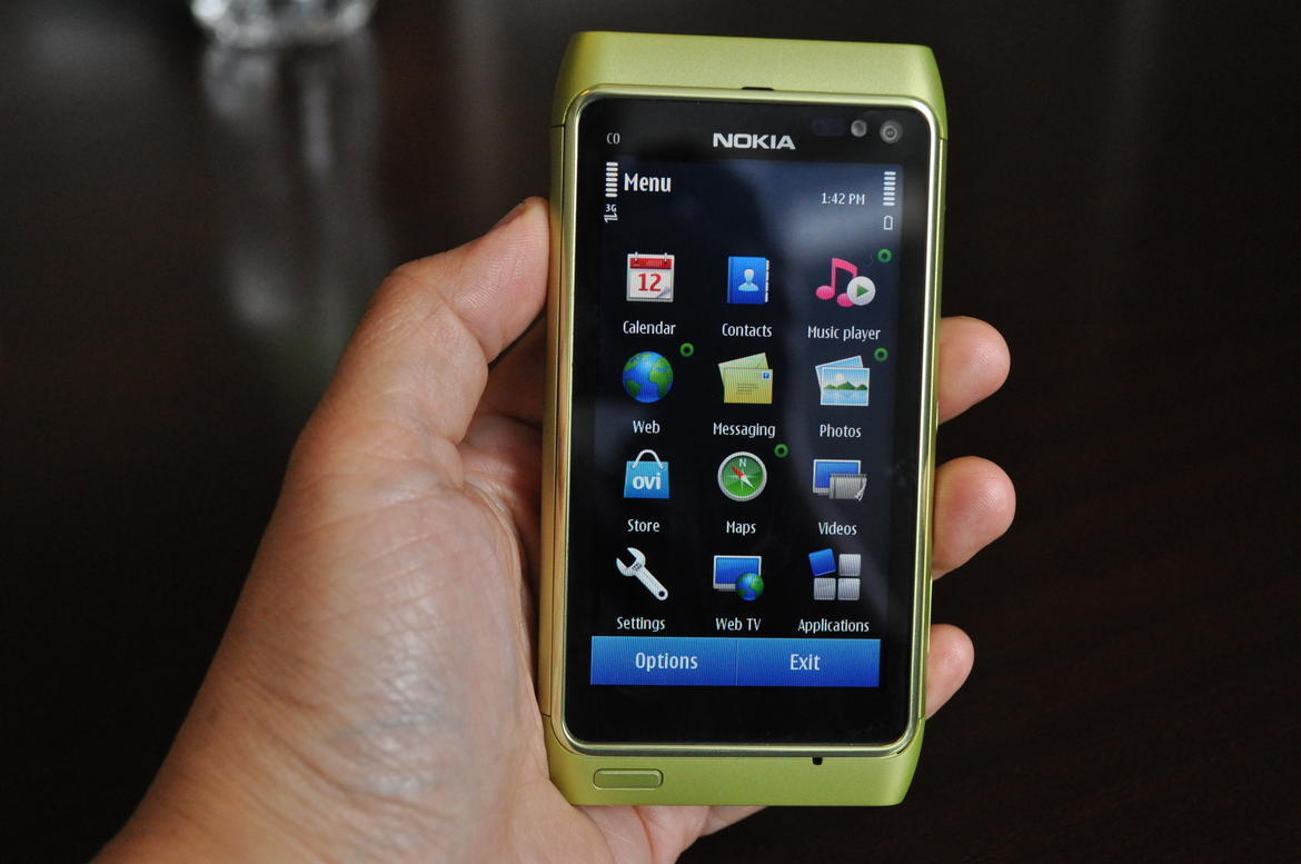 smart switch nokia n8
