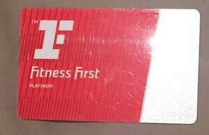 Fitness First Platinum Membership Mascot Rockdale Area Preview