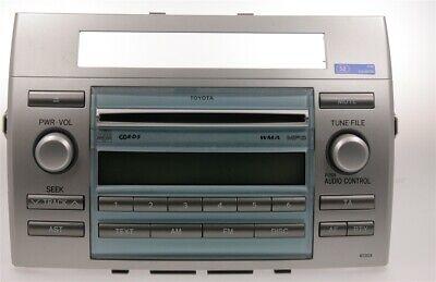TOYOTA Corolla Verso R1 2004-2009 CD-Radio Autoradio Mp3 2005 2006 2007 NEU...