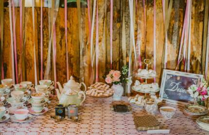 vintage wedding or other function diy hire miscellaneous goods