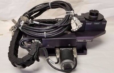 Motorized X Y Linear Rotation Stage Motion Controller