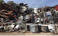 Looking for your scrap metal