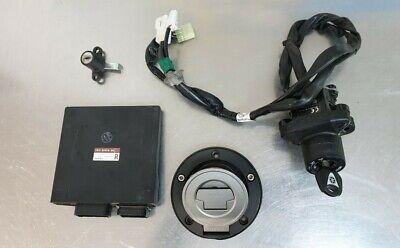 Yamaha MT09 ABS ECU ignition lockset