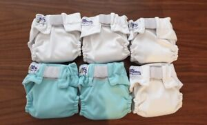 Baby Beehinds All-In-One Nappies S