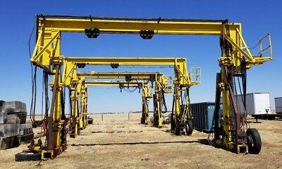 Industrial Hydraulic Gantry Crane