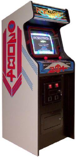 ROBOTRON 2084 ARCADE MACHINE by WILLIAMS 1982 (Excellent Condition) *RARE*