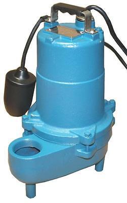 Cfw50a Fq 12hp Sewage Pump Ball Bearing Heavy Duty New