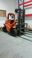 Mast Explorer Rough Terrain Forklift - New  - Save $20,000!