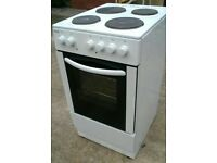 New Style Electric Cooker Excellent Clean Condition 4 Hobs Grill & Oven Could Deliver/Install