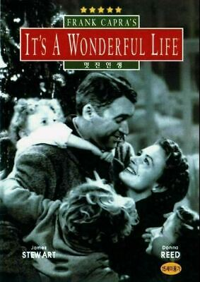 It's a Wonderful Life (1946) James Stewart [DVD] FAST SHIPPING