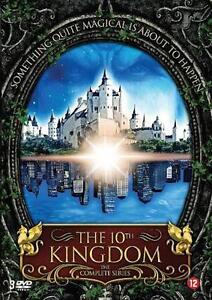 THE 10TH KINGDOM : COMPLETE MINISERIES -  DVD  PAL Region 2 - sealed