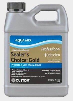 Custom Aqua Mix Sealers Choice Gold 24 oz ()