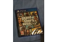 GTA5 PS4 BRAND NEW