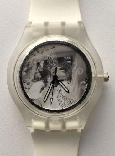 Bjork Vespertine watch - Retro 80s designer watch