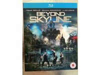 Beyond Skyline blu ray