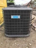 Keeprite central air used