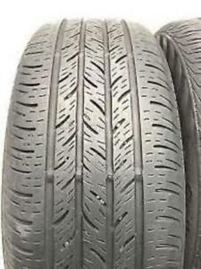 205/70R16 Continental Pro Contact Set of 2 Used all season tires 90%tread left Free Installation and Balance