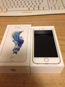 New Unlocked iPhone 6S 64GB with apple care plus till 25/09/2017