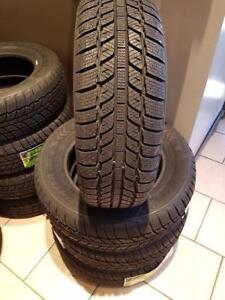 BRAND NEW SET WINTER TIRES EVERGREEN 195/65/R15 195 65 15