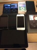 iPod touch 2/4/5 and ipad 1st gen 16GB 64GB...