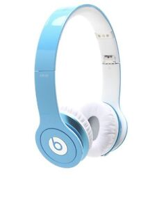 2 Pairs of perfect condition beats solos (Blue & Purple)