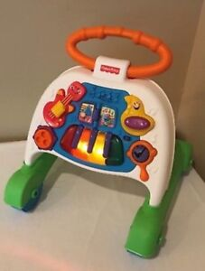 Fisher Price Musical Activity Piano Walker