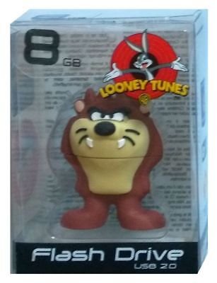 EMTEC USB Stick / Flash Drive 8GB Looney Toons Taz