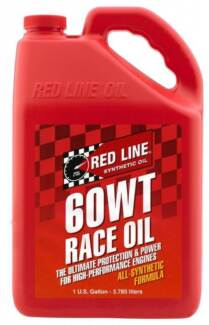 REDLINE OIL RED10605 REDLINE RACE OIL 60WT (20W60) GALLON