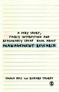 A Very Short, Fairly Interesting and Reasonably Cheap Book about Management...