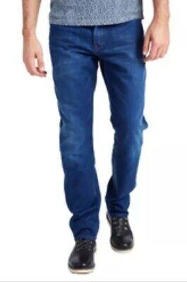 New Mens Mish Mash 1984 Awoke Blue Jeans W30 L32 £19.99 Or Best Offer RRP