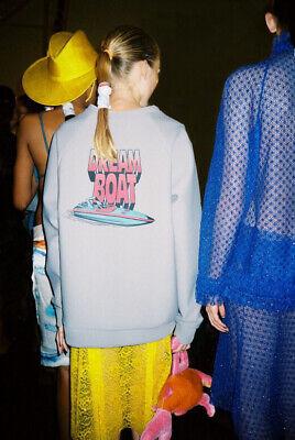 RARE Ashley Williams Runway Dream Boat Fashion East Sweater Harry Styles UK 12