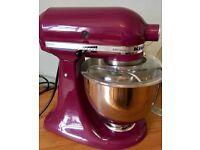 KitchenAid Artisan Stand Mixer Boysenberry
