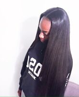 Mobile Service. Lace closure install , Lace Frontal install