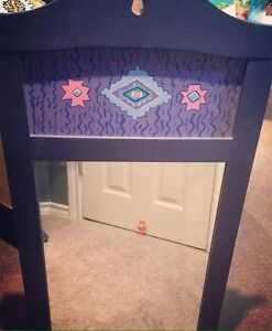 Hand-painted Mirror!