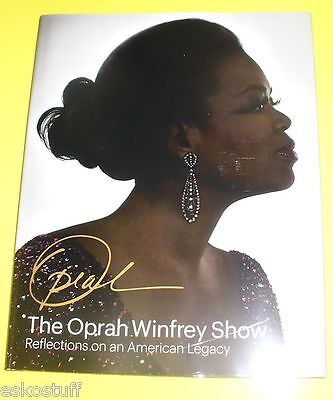 The Oprah Winfrey Show Great Photos 2011 An American Legacy New Book See