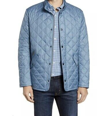 New Men's Barbour Flyweight Chelsea Quilted Jacket Size XL MSRP $230