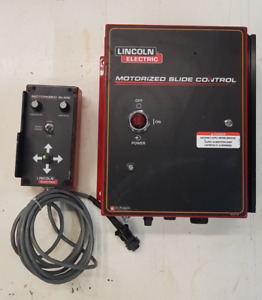 Lincoln Electric MS Control (Panel&Pendant Only) K52018-1