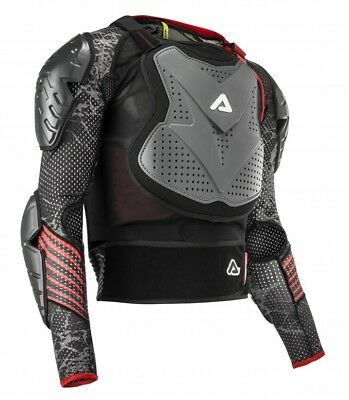New XXL Acerbis Scudo 3.0 Body Armour Jacket Motocross Enduro BMX Downhill CE