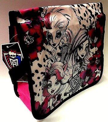 er Shoulder Bag Children's School Bag Official TV Show (Monster High Tv)