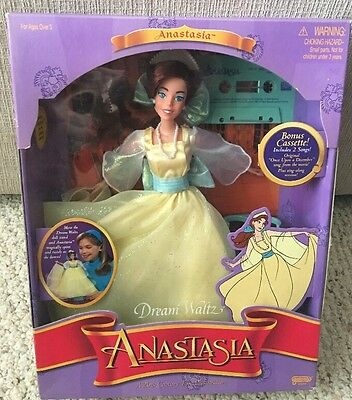 Anastasia Dream Waltz Doll