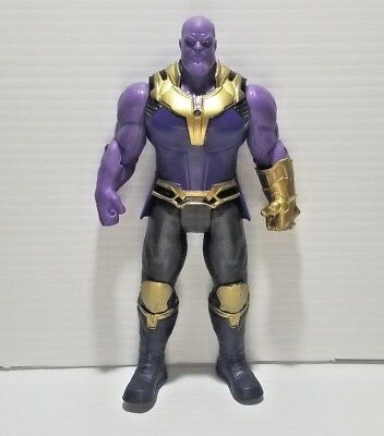 Marvel Avengers 3 Infinity War Movable Joints Thanos Action Figure Size 6 5 Inch