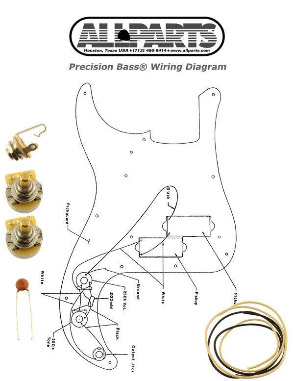 Precision B Wiring Diagram   Repair Manual on