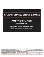 All your lawn care needs