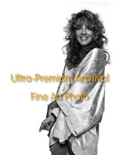 Fleetwood Mac STEVIE NICKS Wearing a Silk Robe ** Pro Archival Photo (8.5x11)
