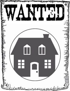 Wanted: 2 Bedroom Apartment or House