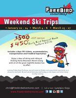 Ski Trips to Golden