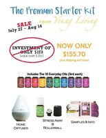 Young Living Essential Oil SALE!!