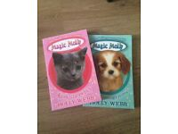 Polish books: Magic Molly