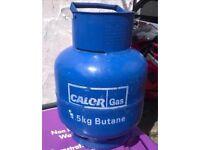 2 X 4.5 gas bottle
